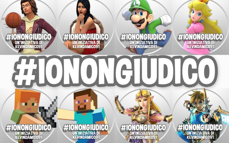#IoNonGiudico – BULLISMO e CYBERBULLISMO nei videogiochi